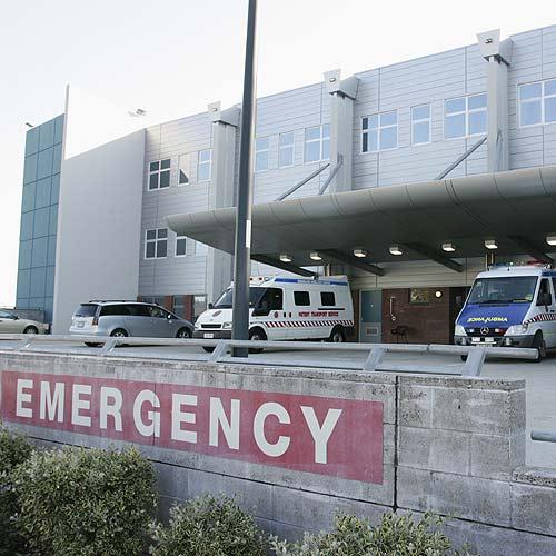 Nambour General Hospital.