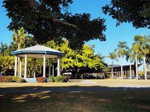 Jubilee Park Rotunda to undergo urgent repairs