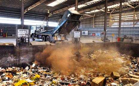 Mackay dump.