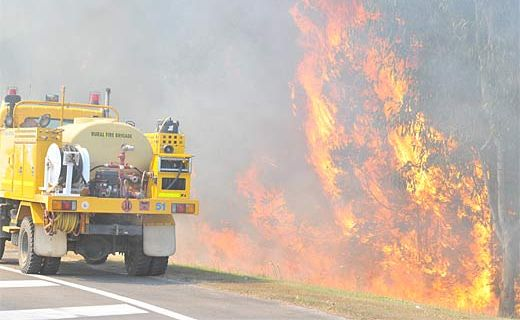 The Rural Fire Service has claimed a win in its battle with the State Government.