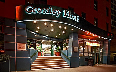 Enjoy the AFL and a night at the Crossley Hotel in Melbourne