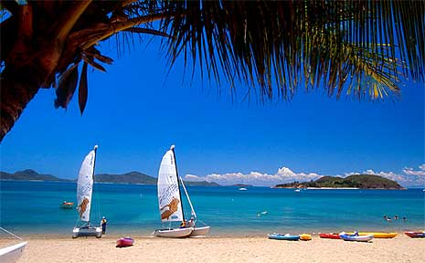 The new Tourism Whitsundays aims to continue their promotion of the region on a global scale.