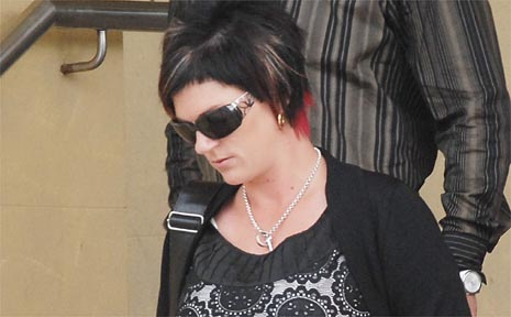 Rachel Blee told the inquest she was concerned about the delay in receiving notification of her husband's death and the way in which the notification was handled.
