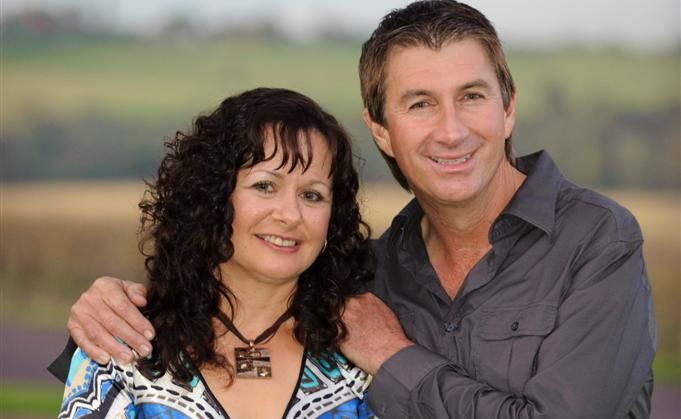 Rebecca Davis had her heart broken when she learnt of her break-up with farmer Gavin Pahlke in the pages of TV Week.