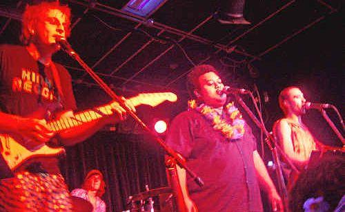 Pumpin' reggae with Jah Love next Thursday.