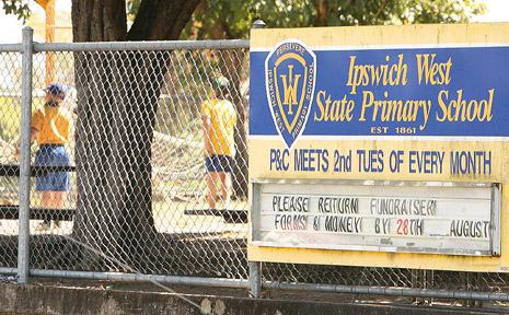 Ipswich West State School