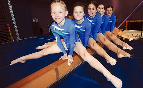 Dannalee Williams, Charlotte Kurtz, Indyanna Bengtson, Bree Moodie and Georgie Martin will be competing in the state club titles.