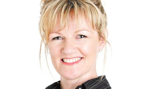 Internet marketing expert Tracey Voyce.