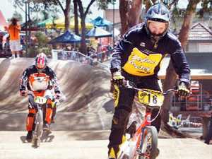 Ipswich riders star at BMX titles