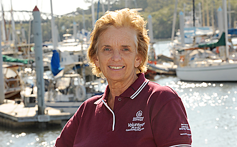 PORT2PORT organiser Lesley Grimminck says the rally will go ahead despite the tsunami.