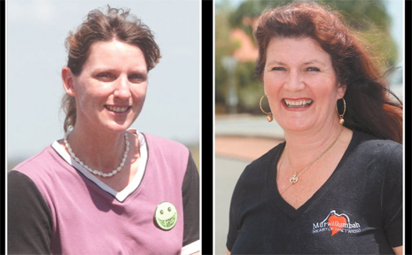 Cr Katie Milne ordered to pay court costs. Toni Zuschke called for an apology.