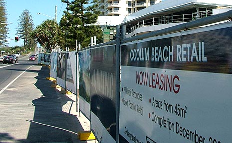 Coolum's beachfront pines are to be protected, after developers promised the Coolum community the trademark trees would be protected.