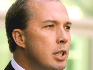 Dutton's office defends singling out Lebanese-Muslims