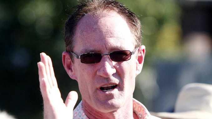 Sport and Recreation Minister Steve Dickson