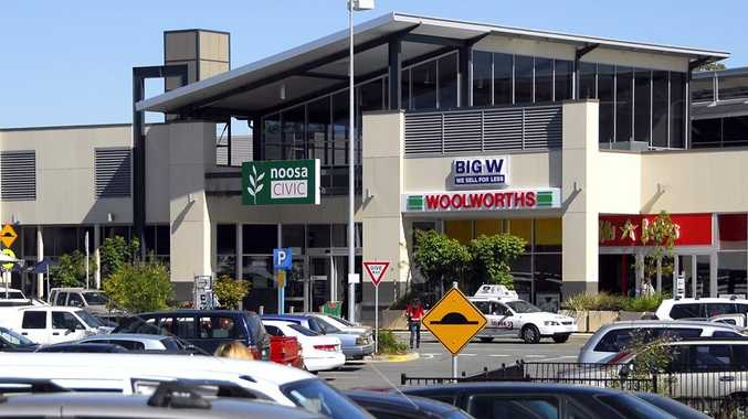 Developer Mark Stockwell says allowing the Noosa Civic shopping centre to expand will help the environment.