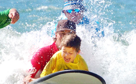The Disabled Surfers Association will be holding its start-of-season 'Hands On Surf Day' at Flat Rock Beach, Ballina, on Saturday starting  starting at 10 am.