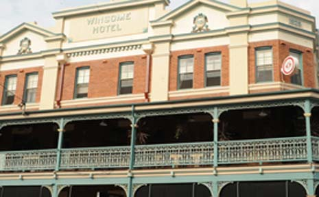 The Winsome Hotel in Lismore