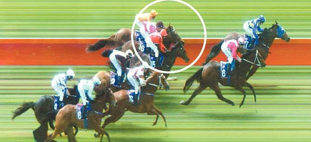 An official judge at Belmont, WA, wrongly declared Moonbound (TAB16) had finished third ahead of Lovabruchill (TAB15). It affected punters Australia-wide including Rockhampton.