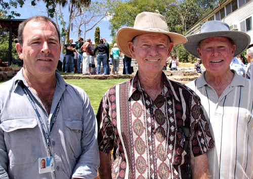 Ed French, Henry Kross, Brian Herron