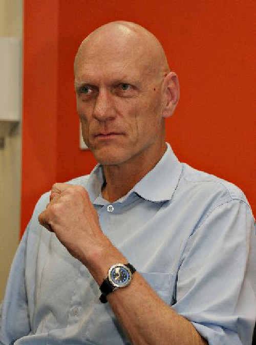 Federal Environment Minister Peter Garrett