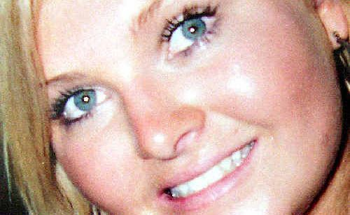 ELLY Strotton, 20, who died when a car driven by Christopher Haylock, 21, hit a tree at Reedy Creek last year.