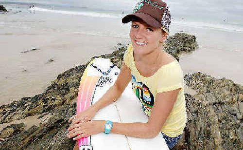 Tweed's Chelsea Hedges says Steph Gilmore is the woman to beat.