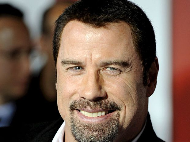 Tough times for Travolta after the death of his son, Jett, in 2009.
