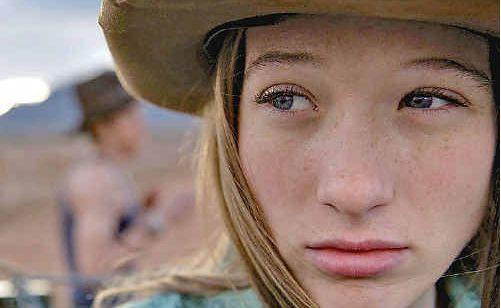 Sophie Lowe stars in Rachel Ward's film Beautiful Kate. There's a charity screening in Ballina.