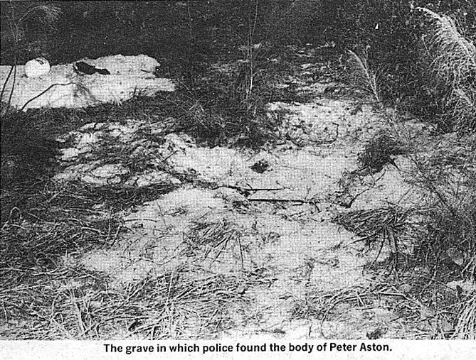 Murder of Peter Aston