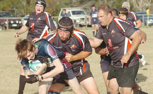 The Fraser Coast Mariners has high hopes of winning the Bundaberg spring rugby union competition.