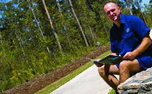 John Brennan at The Reserve Noosa.