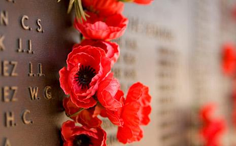 The Australian War Memorial, Canberra, Australia.