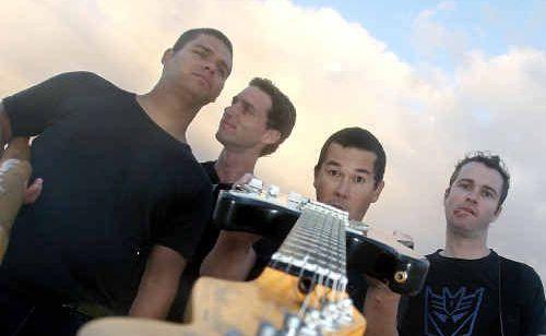 MAX JUDO – Graham Newman, Lucas Proudfoot, Marty Shang and Brendan Carr.