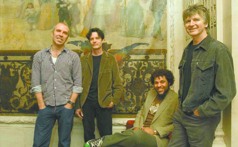 Crowded House have been announced as headliners for next Easter's Bluesfest at the new Tyagarah festival site.