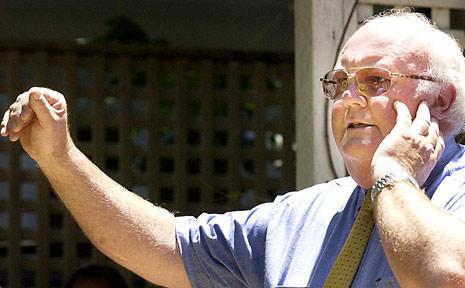 Former Toowoomba real estate agent Ian Keith Cumming.
