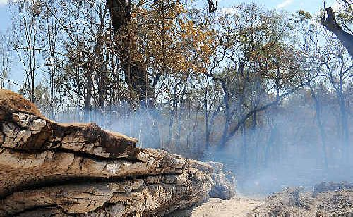A free workshop will help residents manage the menace of bushfire.