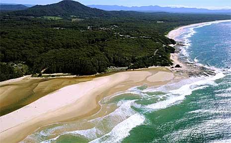 Valla Beach.