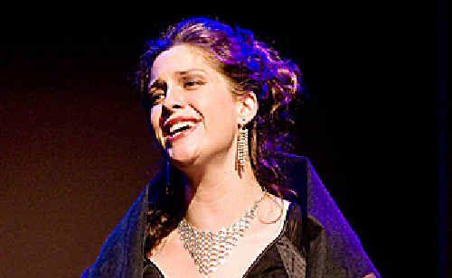 Sunshine Coast soprano Kathleen Parker.
