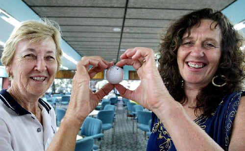 Club chips in to help women of Tweed