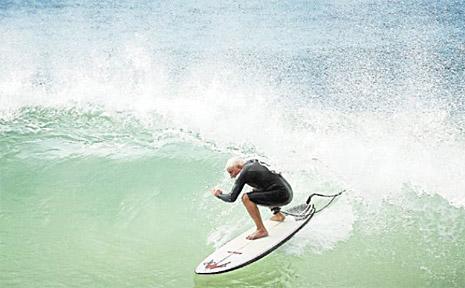 Veteran surfer-shaper Bob McTavish.