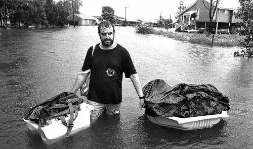 Marcoola floods.
