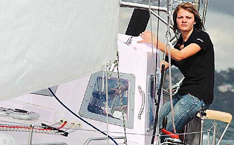 Buderim sailor Jessica Watson's world record attempt may be in doubt after Sail World magazine claimed she had travelled far enough.
