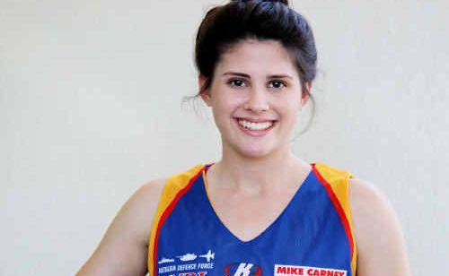 Rockhampton's Alexandra Brady will join the Townsville Fire WNBL team.
