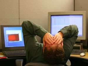 Bad managers blamed for poor productivity