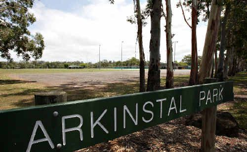 Arkinstall Park: There are plans to turn it into a regional sporting hub.