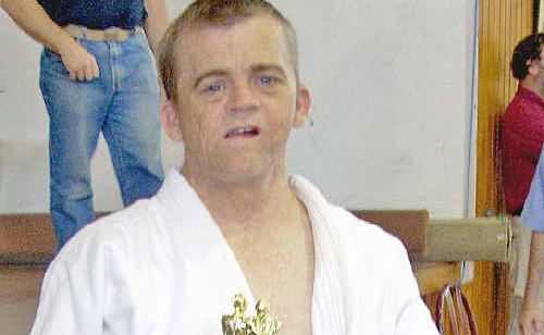 Gold medal winner Darren Grundy is hoping to make it to the Paralympics for judo.
