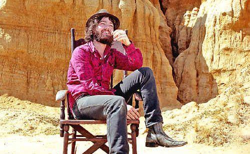 Jordie Lane will bring his bluesy tunes to the Mullum Music Festival.