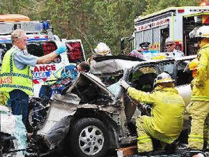 Coast road carnage prompts early Easter safety plea
