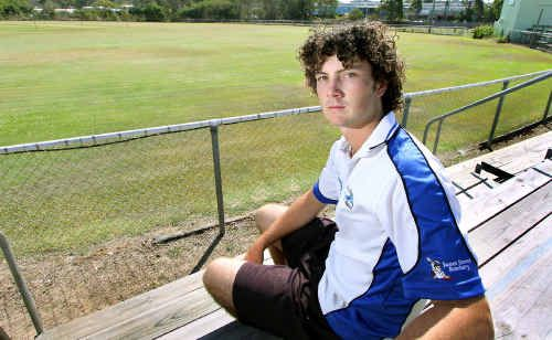 Dylan Bibby plans to say goodbye to the Capricorn Coast Cricket Club so he can continue playing A-grade cricket in the region's top competition.