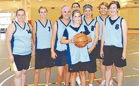 SIMPLY MAGIC: Women's senior team Magic wins the grand final.
